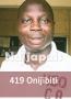 419 Onijibiti