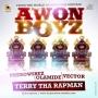 Terry Tha Rapman ft. Olamide, Vector, Pherowshuz