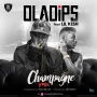 Champagne (Remix) by Ola Dips Ft. Lil Kesh
