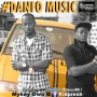 DANFO MUSIC (Black & Yellow) by Kidpresh & Mykey O